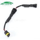 9006 LED DRL Fog Light Error Free Wiring Canceller Decoder Cables