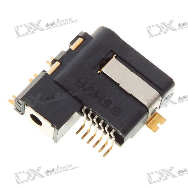 Repair Parts Replacement Earphone Jack Socket Module for PSP 2000 виниловая пленка psp 2000 cg