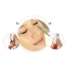 Remax Ion Face Beautifying Instrument Eye Massage Stick - Vermelho