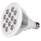 youoklight YK6015 E27 12W 12-LED IP55 växt ljusna (AC 85 ~ 265V)