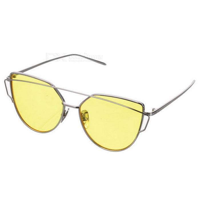 Metal Frame Resin Lens Sunglasses for Cycling�� Travel