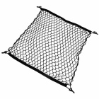 Bil Trunk Hengende Type Mesh Net Storage Bag Holder - Svart