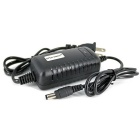 US Plugss AC 100~240V to DC 9V 2A Universal Power Adapter - Black