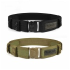 FREE SOLDIER War Game Multifunction Tactical Waist Belt - Army Green