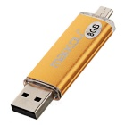 8GB Micro USB OTG USB 2.0 Flash Drive ж / Индикатор