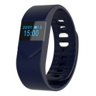 M5S Sport Bluetooth Smart Bracelet w/ Heart Rate Monitor - Deep Blue