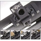 Tactical Rotating VC Quick Release Straps Buckles - Sandy + Black