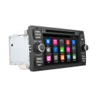 Besitzer C300 Android 4.4 Quad-Core HD 1024 * 600 Auto DVD-Player - Schwarz