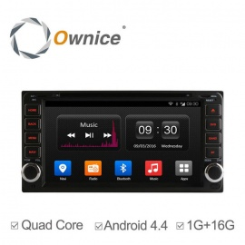 Ownice C300 800*480 Android 4.4 Car DVD Player for TOYOTA Corolla