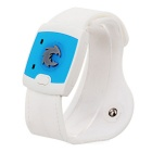 Bluetooth V4.0 APP Monitor Smart Bracelet Thermometer for Kids - White