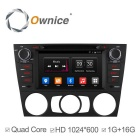 Buy HD 16GB ROM Android 4.4 Quad Core Car DVD Player FOR BMW 3 Series E90 E91 E92 E93 Support DAB+