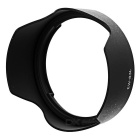 EW-83L 77mm Lens Hood for Canon EF 24~70mm 5D3 / 6D F4L - Black