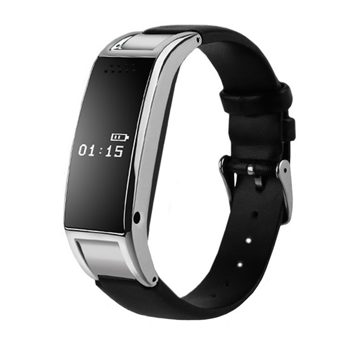 DMDG D8S AMOLED Android Smart Bluetooth Armband w / Anrufe, Schrittzähler