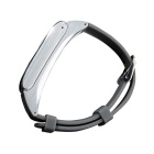Pulsera inteligente DMDG separable Bluetooth Headset w / podómetro - plata