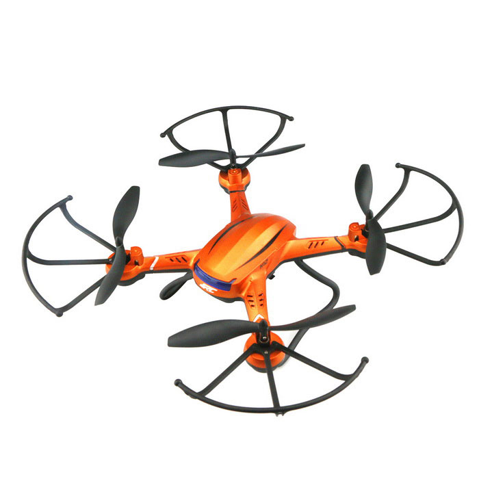 JJRC H12WH Wi-Fi Real-time Image Transmission Quadcopter - Orange