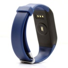 H3 Waterproof 3ATM Bluetooth Smart Watch Heart Rate Monitor - Blue