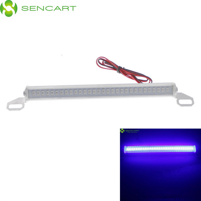 SENCART 12W Blue Light Car Daytime Running Light Fog Head Lamp (12V)