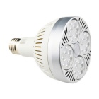 E27 35W 2680lm luz branca neutra 24-LED spotlight (ac 100 ~ 240V)