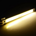 JRLED 120 * 10mm 12W 48-COB Warm White LED Modules (DC 12~14V/10 PCS)
