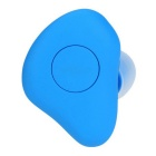 Mini Wireless Bluetooth Stereo Headphones In-Ear Headset - Blue