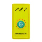 2-IN-1 Super OBD2 Chiptuning Box w/ Reset Button - Yellow