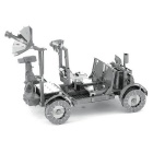 DIY 3D Puzzle Assembled Model Toy Apollo Lunar Rover - Silver