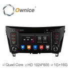 Ownice C300 Quad-Core Android 4.4 Автомобильный DVD для Nissan X-Trail 2014 2015