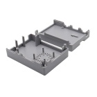 ABS Case + Cooling Fan + Heat Sink for Raspberry Pi 3 Model B - Grey