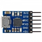 CP2102 USB to TTL Serial Adapter Module for Arduino Pro Mini / Lilypad