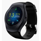 KS2 Смарт Часы SmartWatch MTK2502C SIRI телефон для Apple, IOS - черный