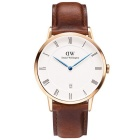 DANIEL WELLINGTON - DAPPER ST MAWES ROSE GOLD 38MM 1100DW