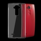 Ultra-Thin Protective TPU Back Case for LG G Flex 2 - Transparent