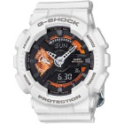 Casio G-Shock GMAS-110CW-7A2 S Series Watch - Branco