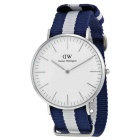 Daniel Wellington Men's 0204DW Glasgow Stainless Steel Watch
