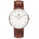 Daniel Wellington Men's 0207DW St. Mawes Stainless Steel Watch