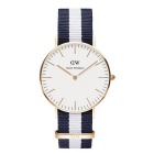 Daniel Wellington Women's 0503DW Glasgow Stainless Steel Watch