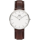 Daniel Wellington Women's 0611DW Bristol Stainless Steel Watch