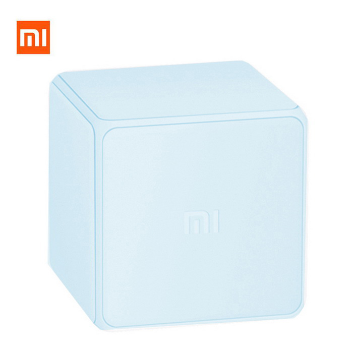 Original Xiaomi MFKZQ01LM Intelligent Magic Cube Controller - Blue