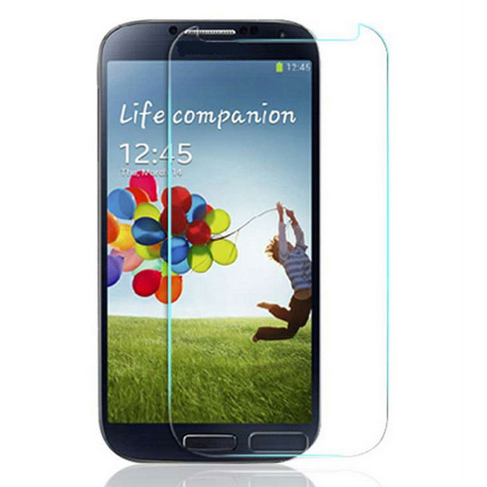 9H Tempered Glass Film for Samsung Galaxy S4 - Transparent
