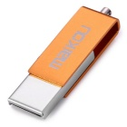2.0 Flash Drive de disco U-naranja Maikou MK0008 creativa 64GB USB