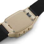 DMDG GPS Locator Watch Phone / GPS Tracker / SOS Alarm -Champagne Gold