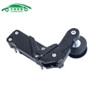 Motorcycle Aluminum Chain Adjuster Roller Chopper para CNC - Negro