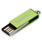 Liga de alumínio criativa 64GB USB 2.0 Flash Drive U Disk