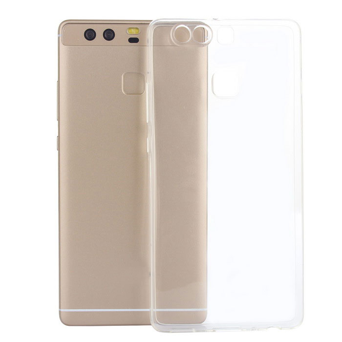 TPU Ultra-thin Transparent Soft Back Case for Huawei Ascend P9