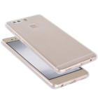 TPU Ultra-thin Transparent Soft Back Case for Huawei Ascend P9 Plus