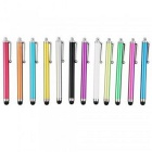 SZKINSTON 12-in-1 Fine Touch Screen Stylus for IPHONE - Red + Blue