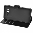 Lichee Pattern Protective Case for  Samsung Galaxy On7 / G6000 - Black
