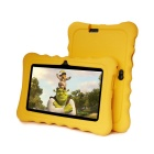 "Ioision M701Q 7 ""Quad-Core Android 4.4 KidsTablet / Wi-Fi - Deep Yellow"