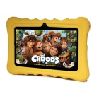 "Ioision M701Q (M701) 7"" Quad-Core Android 4.4 KidsTablet - Deep Yellow"