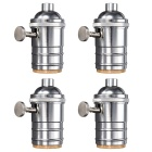YouOKLight YK0846 E27 Edison Light Socket Vintage Lamp Holders (4PCS)